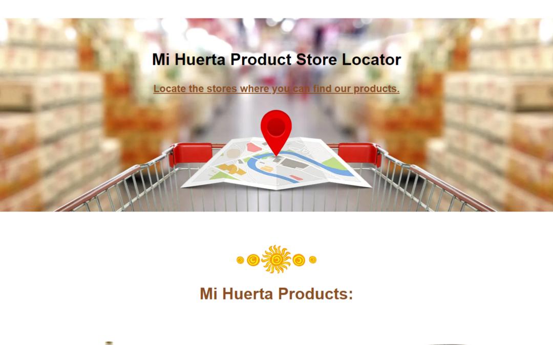 mihuertaproducts.com